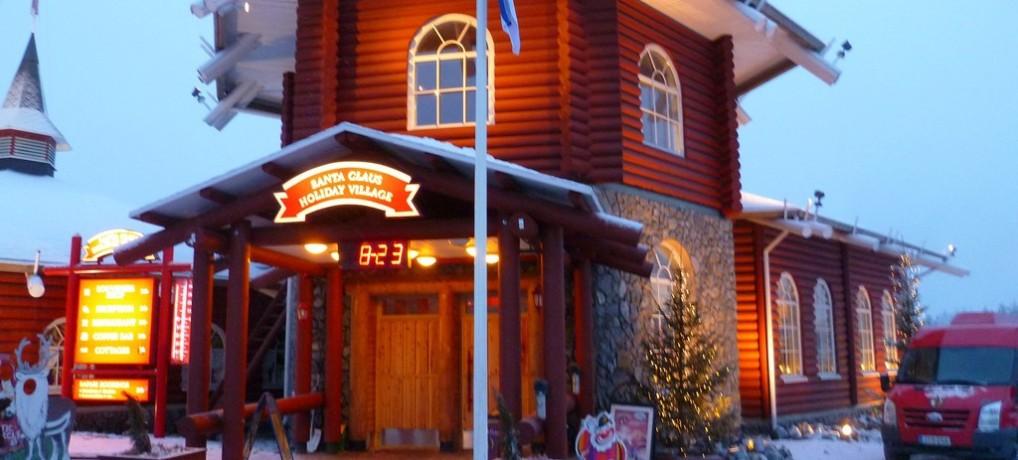 Новый 2014 год в Лапландии