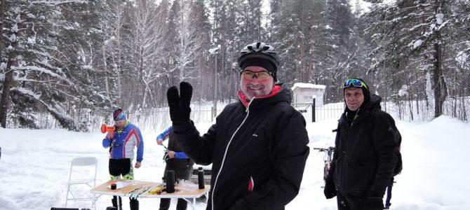 Зимний кубок Велотольятти 3 этап