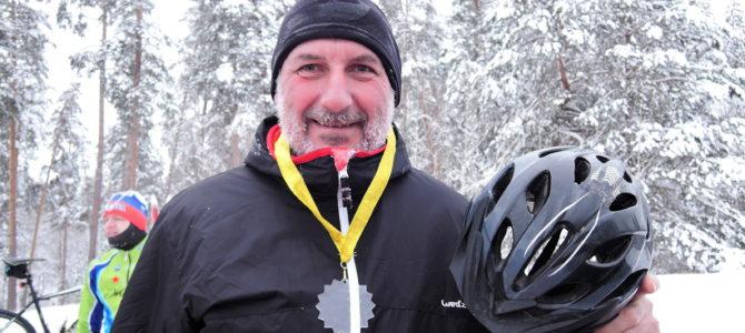 Зимний кубок Велотольятти 2 этап 2017